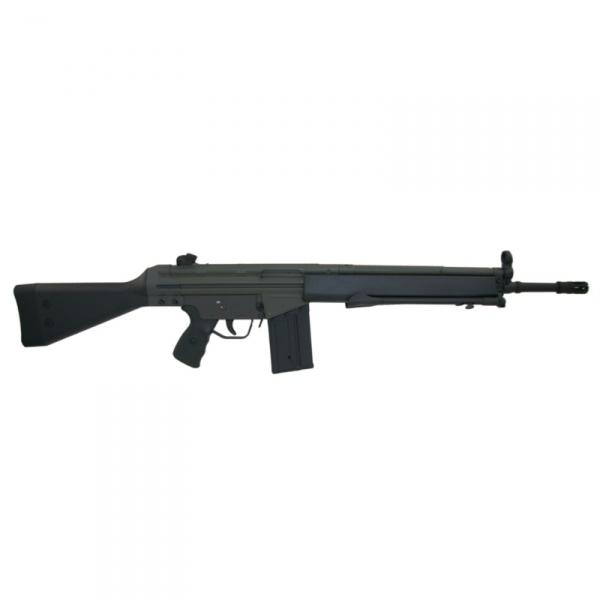 beste måten å få en eskorte rifle