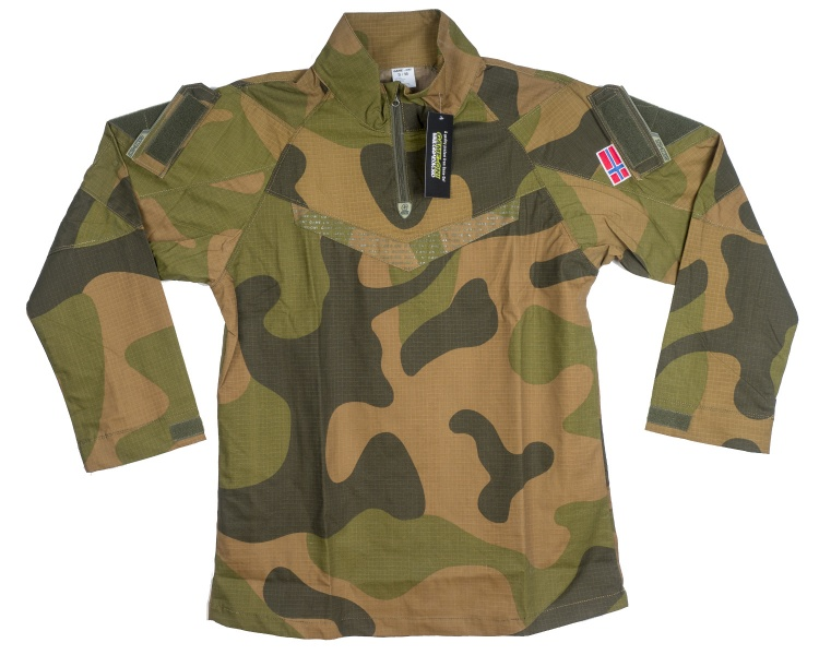 ff7b619b Tactical Pullover - Norsk Camo - Game-On! Norges beste innen Luftvåpen,  Softgun og Paintball!